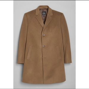 Joseph A. Bank Tailored Fit Topcoat